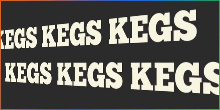 Kegs – the movie