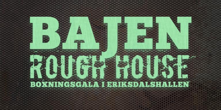 Boxarporträtt inför Bajen Rough House