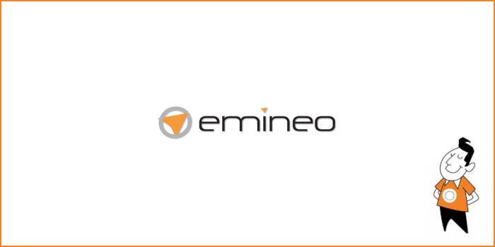 Emineo – Oracle-experternas webbplats