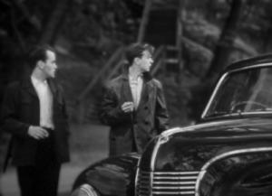 Janis Bokalders, Johan Kinde och en Jowett Javelin 1949?
