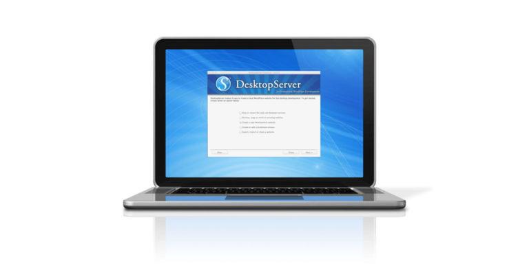 DesktopServer – WordPress lokalt