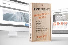 Lanserat: WordPress-paket till fast pris