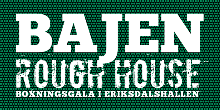 Uppfräschad design för Bajen Rough House